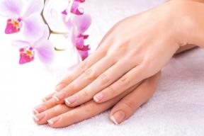 Beauté des mains ou des pieds