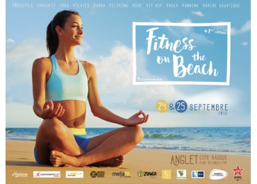 1ère édition du Festival Fitness on the Beach les 24 & 25 septembre 2016