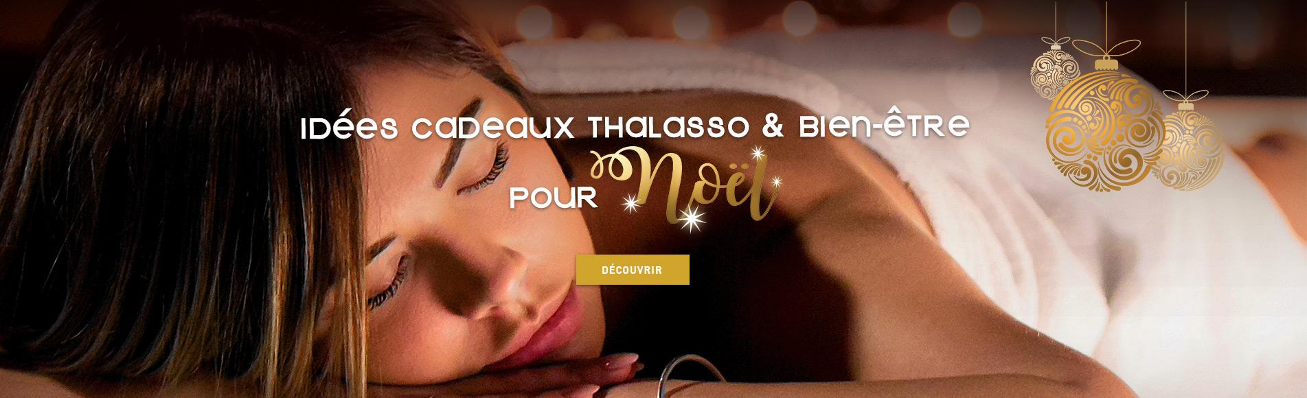 Idées cadeaux Thalasso & Bien-être pour Noël