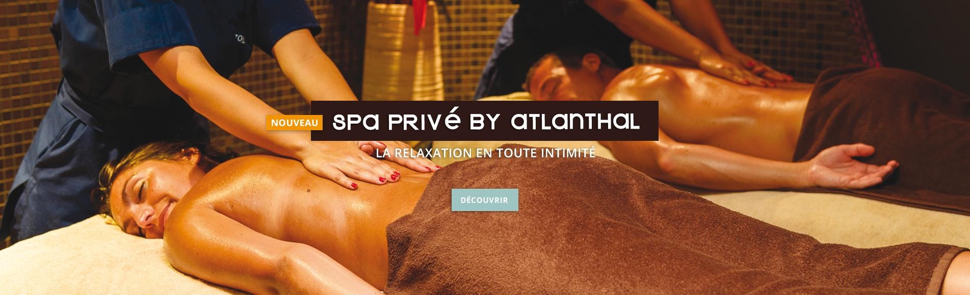 Spa Privé by Atlanthal