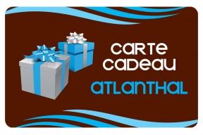 Carte cadeau Atlanthal 150 €