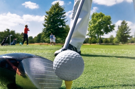 Thalasso et Golf