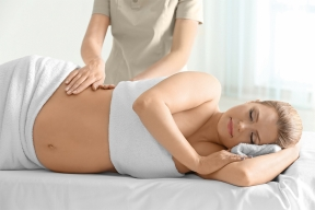 Mother-to-be weekend pleasures at the Atlanthal Hotel****